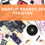 Best Makeup Brands 2019 in Pakistan