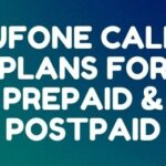 ufone daily, weekly, and monthly call plans