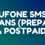 Ufone daily, weekly, monthly and yearly SMS plans